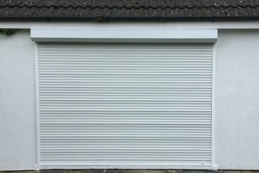 thermally insulated shutters